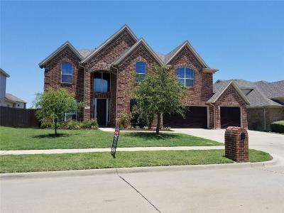 Cedar Hill Single Family Home For Sale: 1011 Grover Court