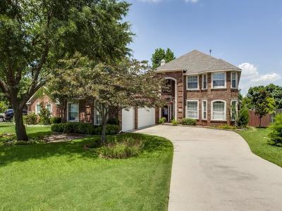 Plano Single Family Home Active Option Contract: 9832 Sota Grande Drive