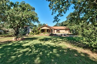Weatherford Single Family Home Active Kick Out: 10802 Mineral Wells Highway