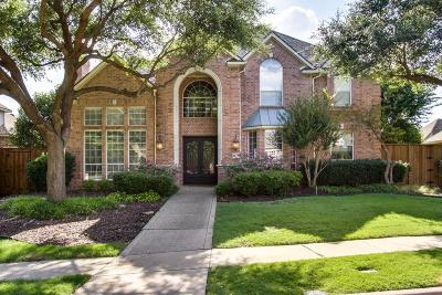 Plano Single Family Home Active Option Contract: 3905 Sundew Court