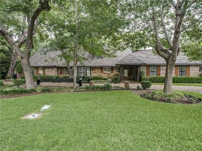 Benbrook Single Family Home For Sale: 3805 Hollow Creek Road