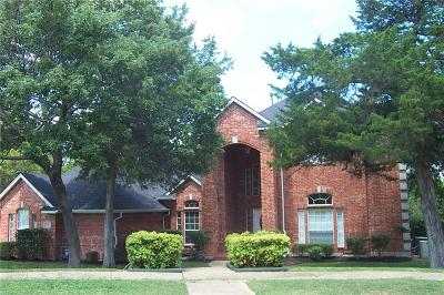 Cedar Hill Single Family Home Active Kick Out: 911 Wildwood Ridge Court