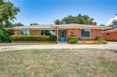 Dallas Single Family Home For Sale: 146 Easton Road