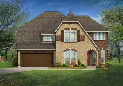 Burleson Single Family Home For Sale: 2727 Chimney Rock Road