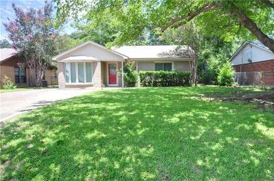 River Oaks Single Family Home Active Option Contract: 5708 N Schilder Drive