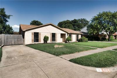 Flower Mound Single Family Home For Sale: 4124 Wimbledon Drive
