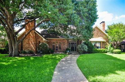 Plano Single Family Home Active Kick Out: 3613 Seltzer Drive
