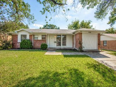 Farmers Branch Single Family Home For Sale: 3056 Old North Road
