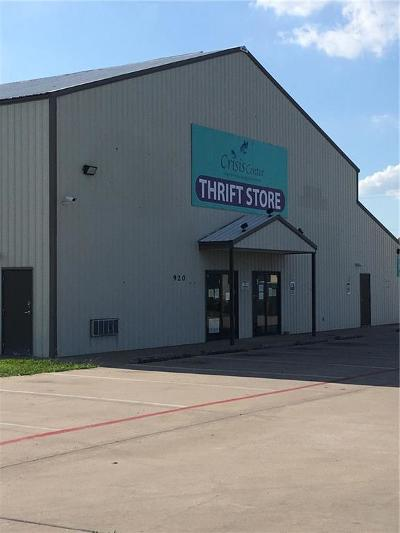 Sherman TX Commercial Active Option Contract: $540,000