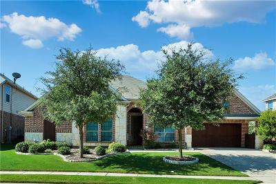 Fort Worth TX Single Family Home Active Contingent: $400,000