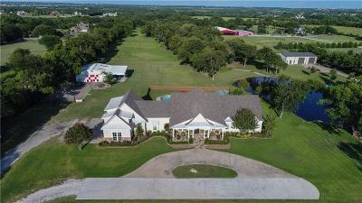 Rockwall Single Family Home For Sale: 1043 Anna Cade Road