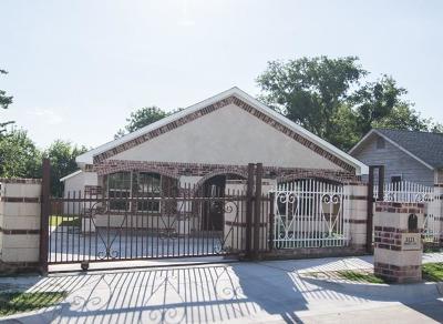 Tarrant County Single Family Home For Sale: 3121 Prospect Avenue