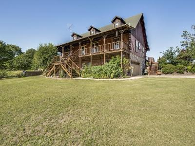 Single Family Home For Sale: 3404 Bethel Cannon Road