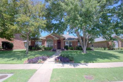 Allen Single Family Home Active Option Contract: 715 Cheyenne Drive