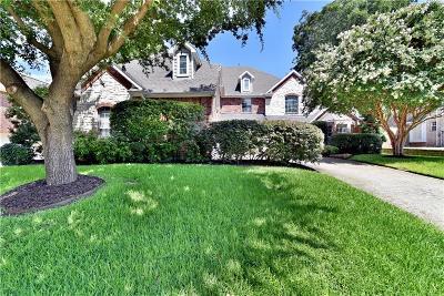 Rowlett Single Family Home For Sale: 4301 Creekbluff Drive