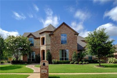 Keller Single Family Home For Sale: 1412 Cherry Blush Court