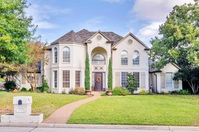 Southlake Single Family Home For Sale: 1411 Northridge Drive