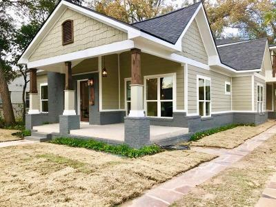 Dallas Single Family Home For Sale: 5314 Parkland Avenue