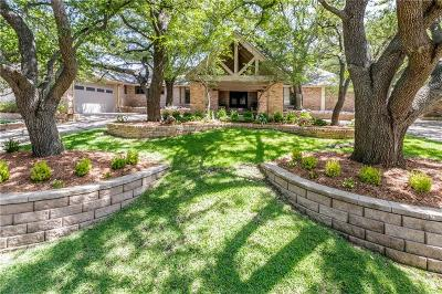 Dallas Single Family Home For Sale: 17120 Club Hill Drive