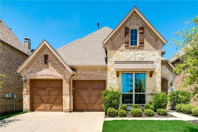 The Colony Single Family Home Active Contingent: 8024 Paisley