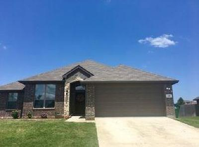 Crandall Single Family Home For Sale: 118 Harvest Way