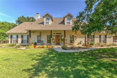 Wise County Single Family Home For Sale: 5071 Fm 1810