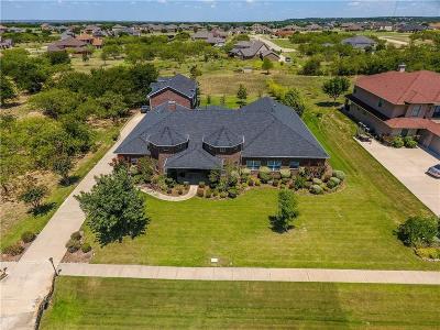 Cedar Hill Single Family Home For Sale: 2615 Mason Lane