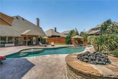 Fort Worth Single Family Home Active Option Contract: 15164 Wild Duck Way