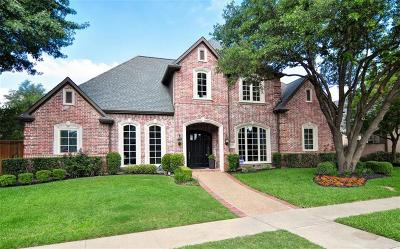 Plano Single Family Home For Sale: 5624 Gillum Drive