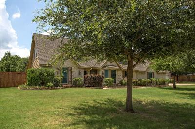 Colleyville Single Family Home For Sale: 4600 Jim Mitchell Trail E