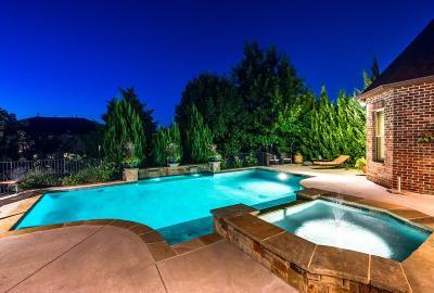 Old Grove Add Single Family Home For Sale: 208 Hawks Ridge Trail