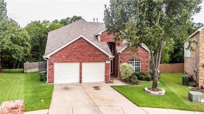 Garland Single Family Home For Sale: 1801 Cartman Road
