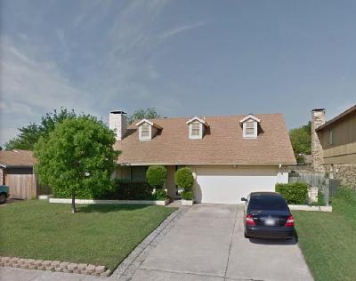 Mesquite Single Family Home For Sale: 4521 Palos Verdes Drive