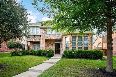 Denton County Single Family Home For Sale: 11234 La Cantera Trail