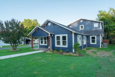 McKinney Single Family Home For Sale: 704 Barnes Street
