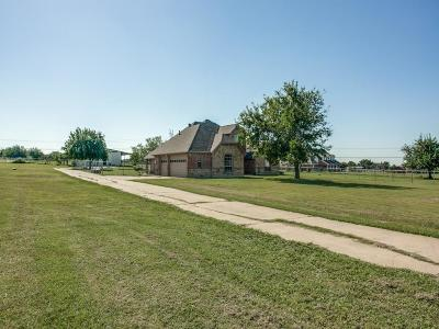 Haslet Single Family Home For Sale: 2221 White Lane