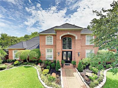 Arlington Single Family Home For Sale: 6302 Tiffany Oaks Lane