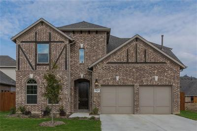 Fort Worth Single Family Home For Sale: 14812 Cedar Flat