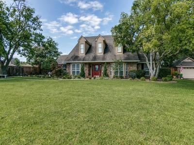 Rowlett Single Family Home For Sale: 3306 Larkin Lane