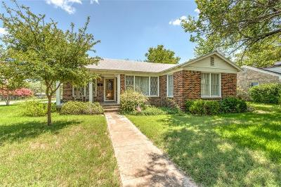 Richland Hills Single Family Home For Sale: 6984 Hardisty Street