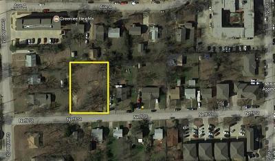 Denton Residential Lots & Land For Sale: 1320 Neff Street