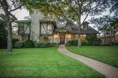 Richardson Single Family Home Active Option Contract: 2 Lundys
