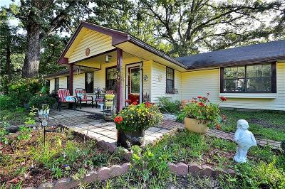 Wills Point Single Family Home For Sale: 10214 Gaillard Woods