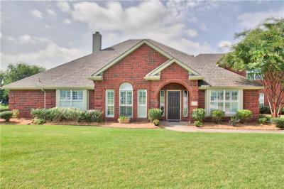 Rockwall Single Family Home For Sale: 2333 Saddlebrook Lane
