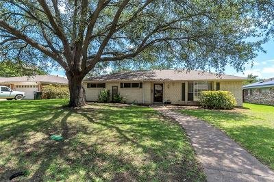 Plano Single Family Home Active Option Contract: 1600 Fernwood Drive