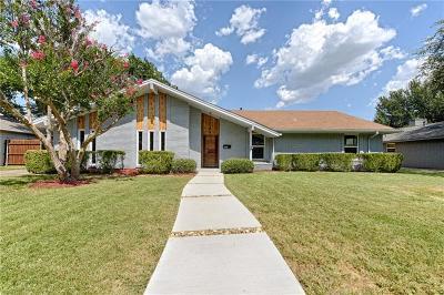 Dallas Single Family Home For Sale: 10040 Spokane Circle