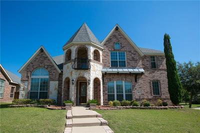 Garland Single Family Home For Sale: 1817 Red Cedar Trail
