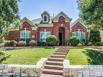 Frisco Single Family Home Active Option Contract: 12747 Waltham Drive