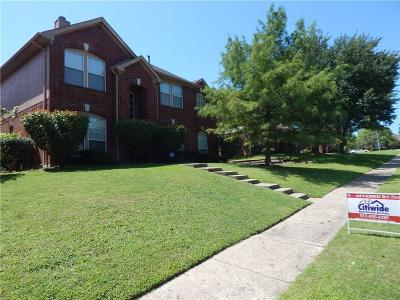 Mesquite Single Family Home For Sale: 2630 Brookside Drive