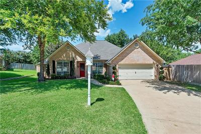 Burleson Single Family Home For Sale: 812 Clear View Court